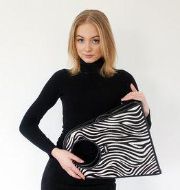 Elizabeth, zebra patroon