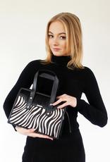 Gigi, zebra/black