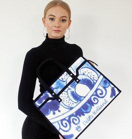 Audrey, Delft blue