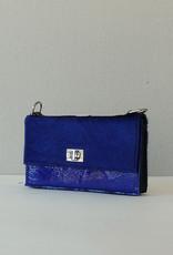 Iris,cobalt blue