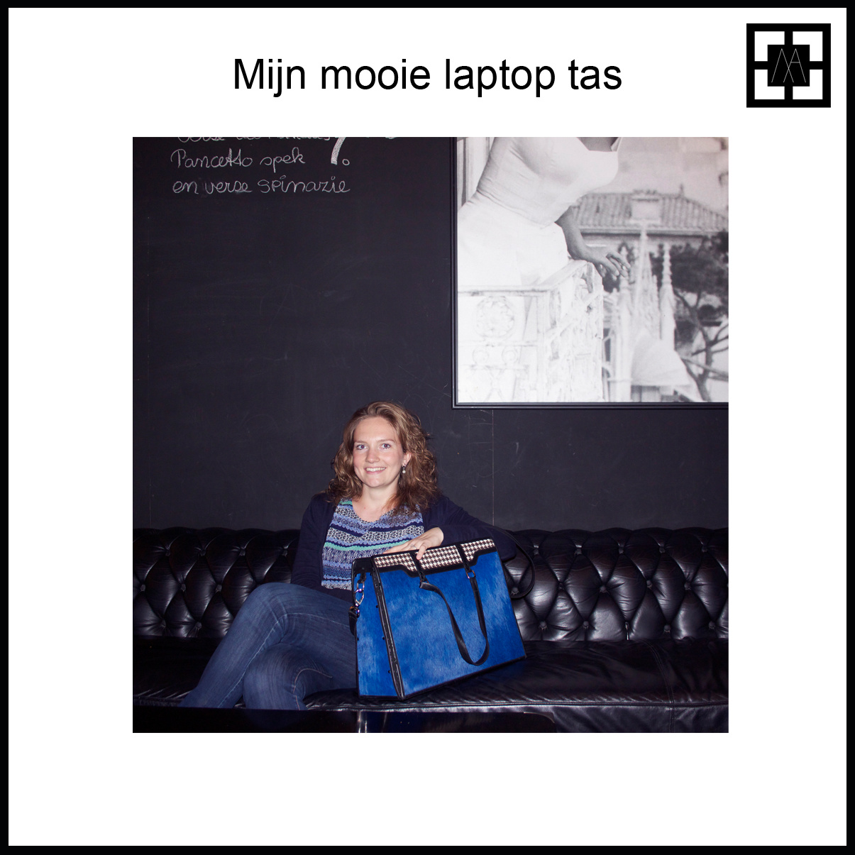 Al maanden was ik op zoek naar een mooie laptoptas