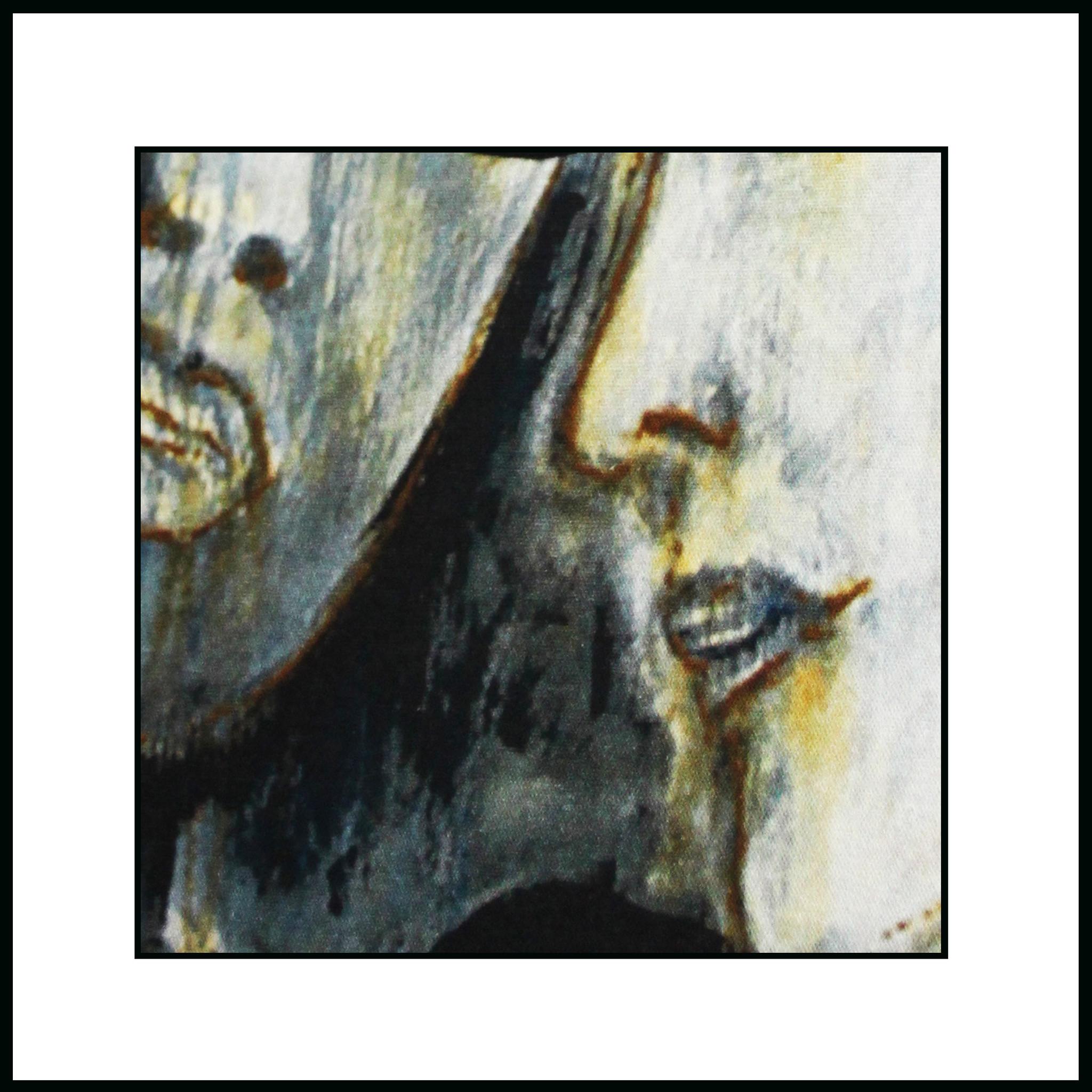 Mijn schilderij op een Manicheltas