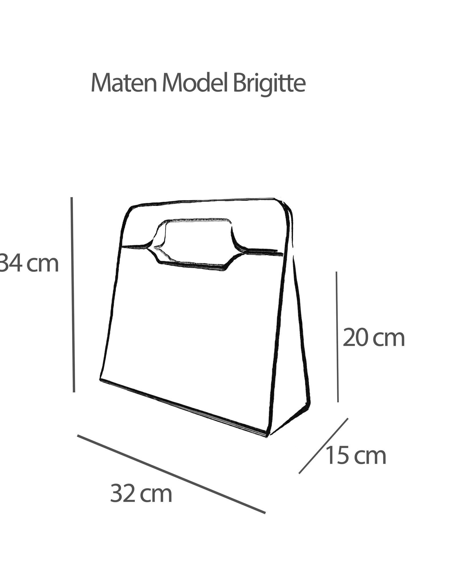 Brigitte, brown panter, dot