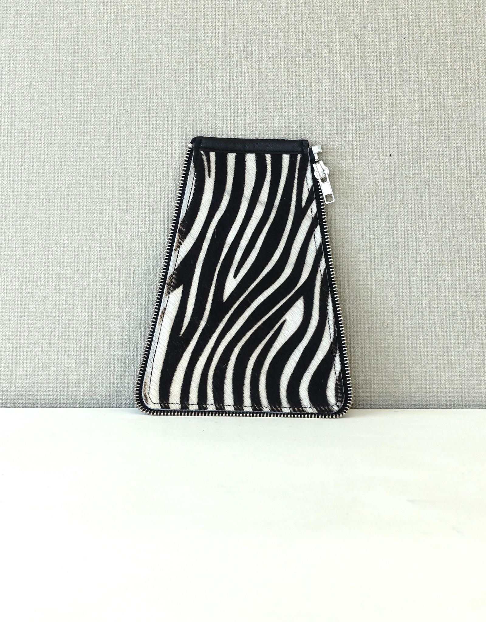 Zijkant maat 2, zebra