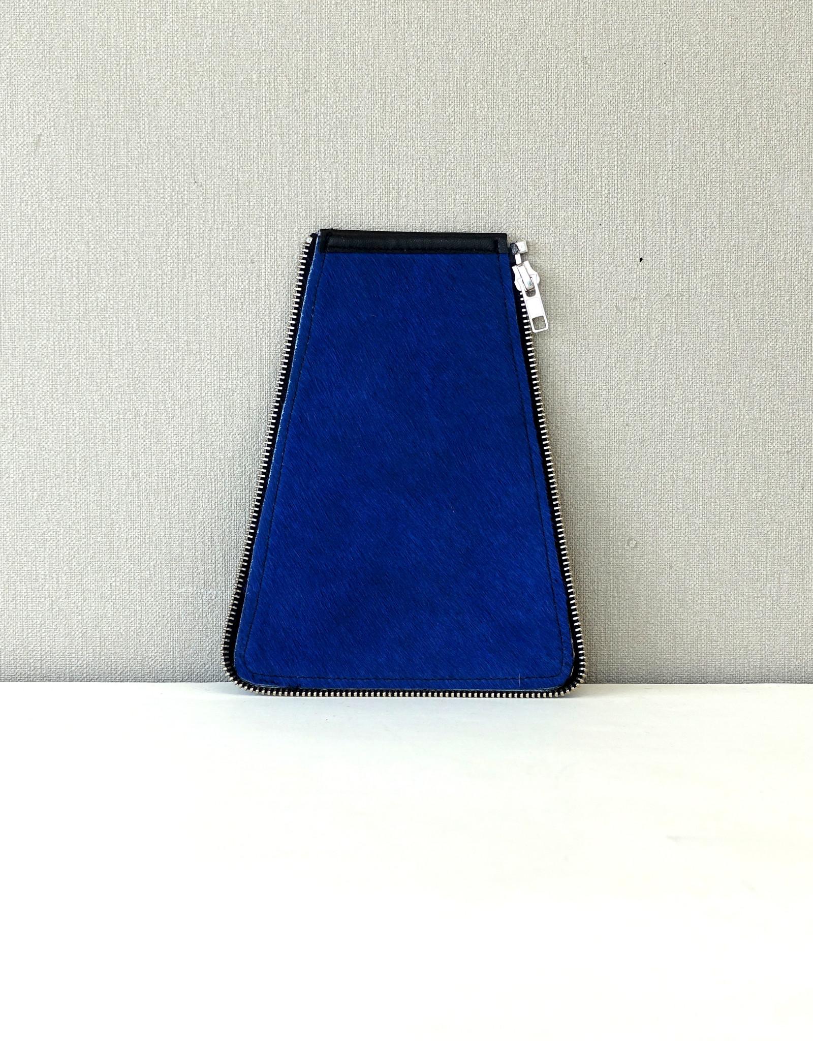 Zijkant maat 2, koningsblauw