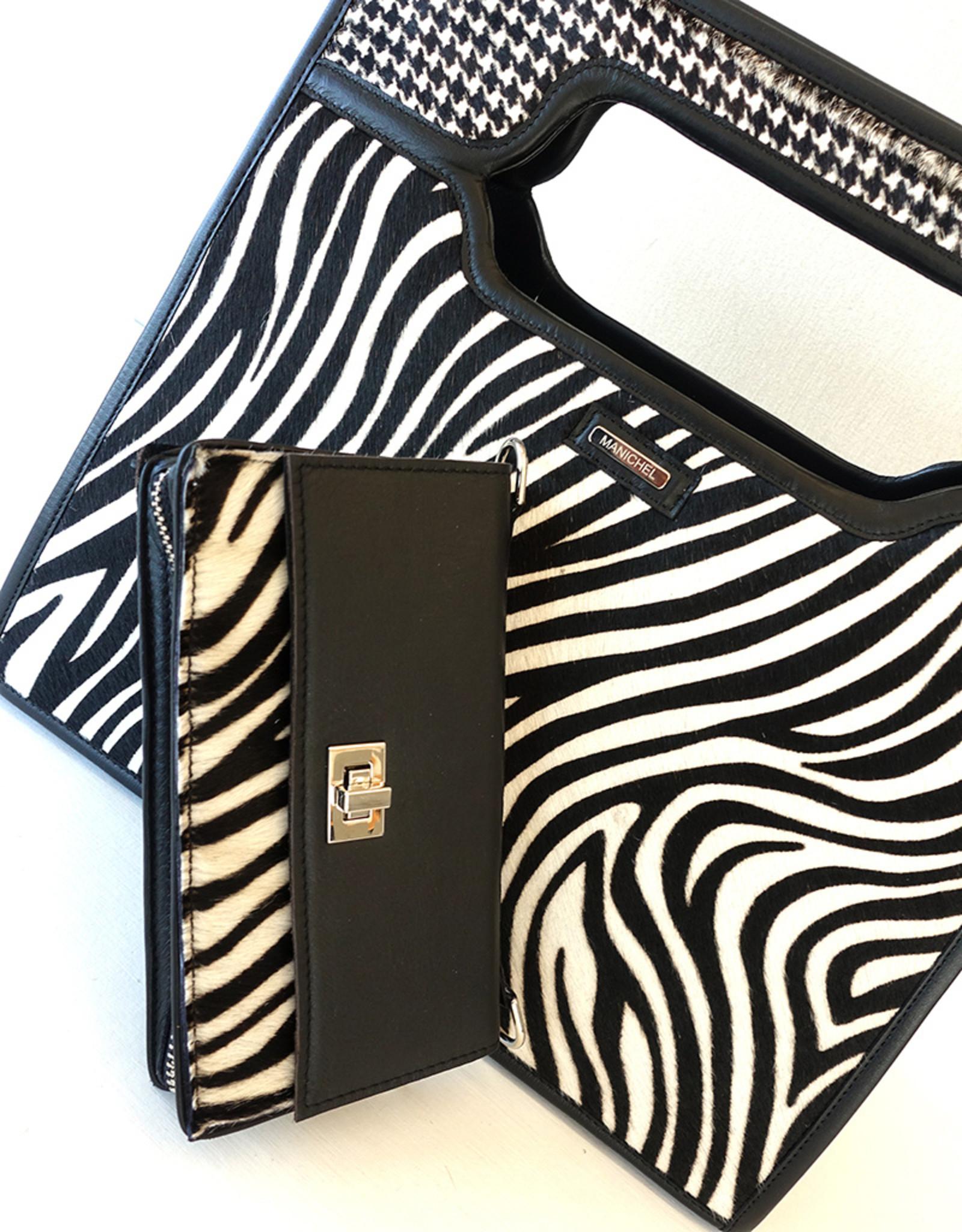 Brigitte, zebra ,black