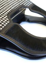 Diana, pied de poule/black