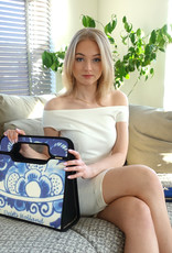 Brigitte Delfts blue