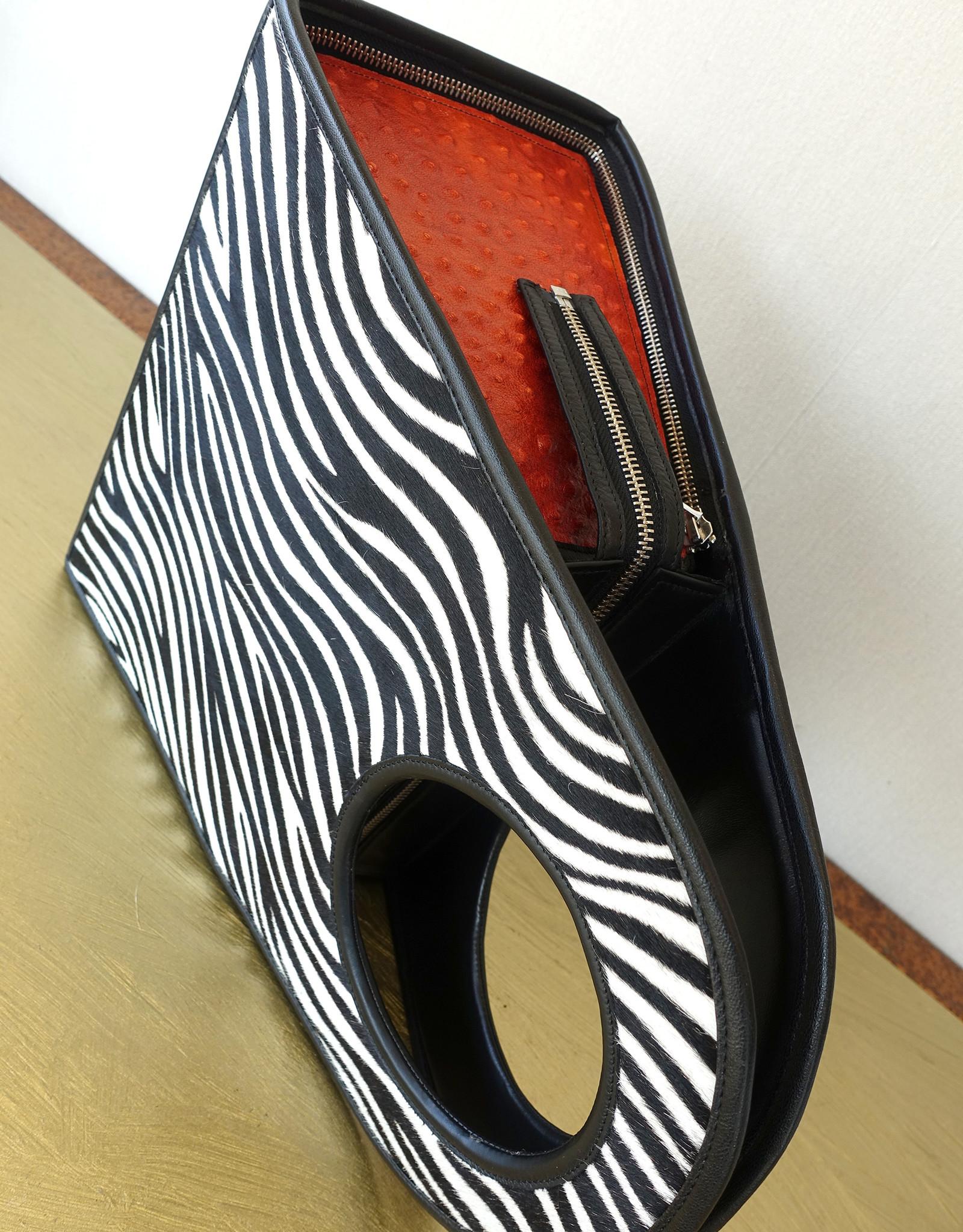 Elizabeth, zebra patroom
