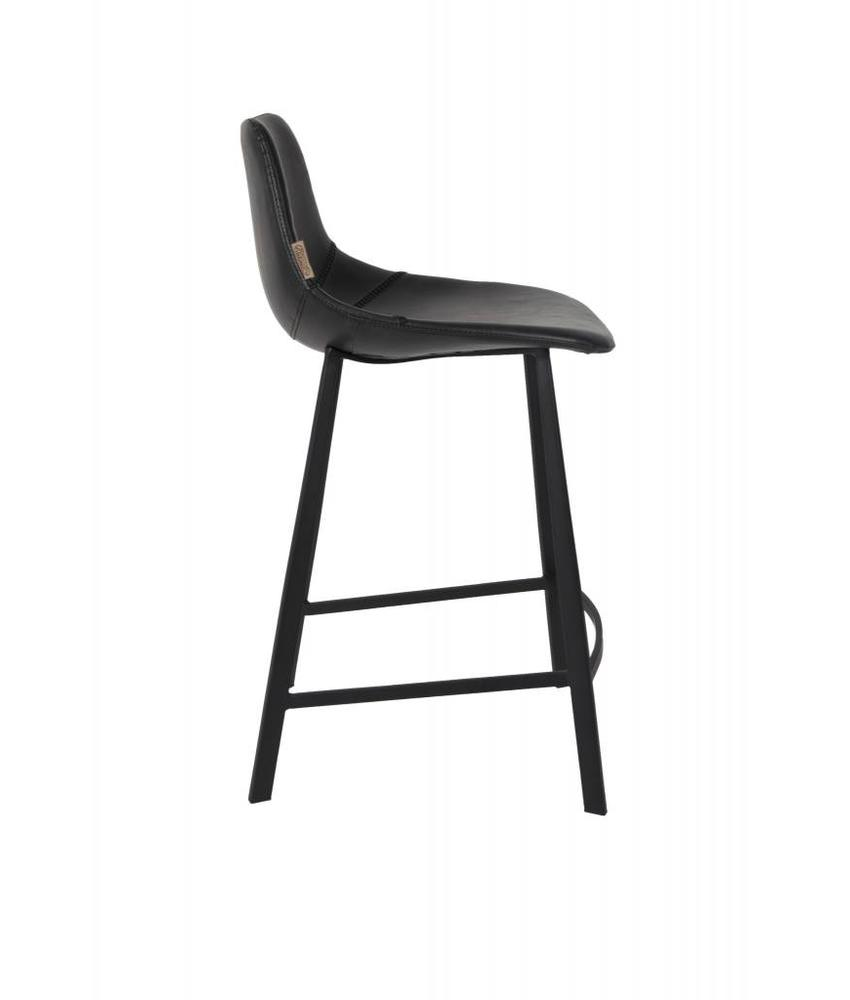Dutchbone COUNTER STOOL FRANKY BLACK