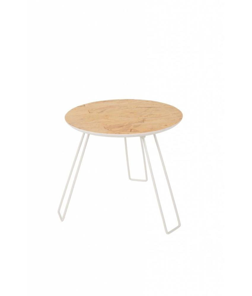 Zuiver SIDE TABLE OSB M WHITE
