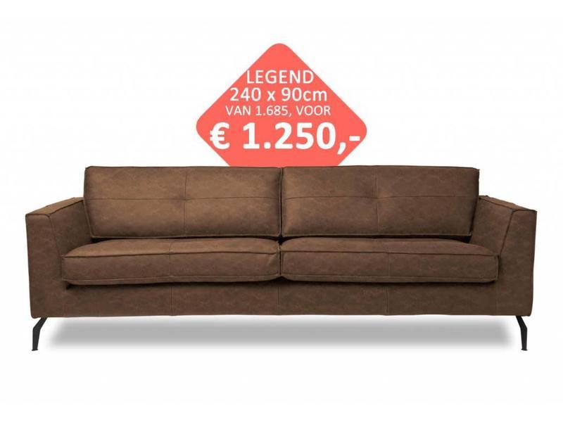 Legend bank 240 x 90 van EURO 1685 VOOR EURO 1250