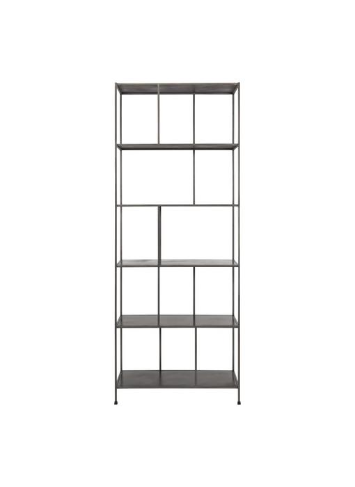Bodilson Story Cabinet Black