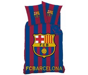 FC Barcelona Duvet Logo 140x200 + 63x63 cm