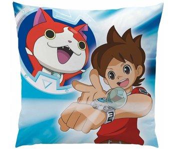 Yo-Kai Watch Kussen Gang 40 x 40 cm Polyester