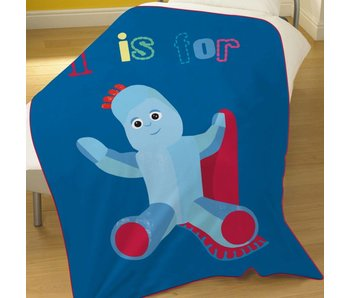 In de droomtuin Fleece blanket 120x150cm