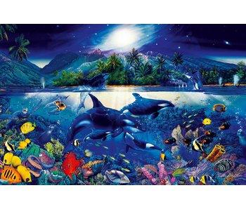 Fotobehang PosterXXL Majestic Kingdom 175x115 cm