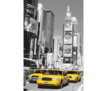 Fotobehang 175x115 posterXXL Times Square