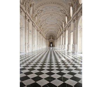 Fotobehang Palace of Venaria 183x254 cm