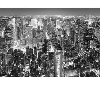 Fotobehang Midtown New York 366x254 cm