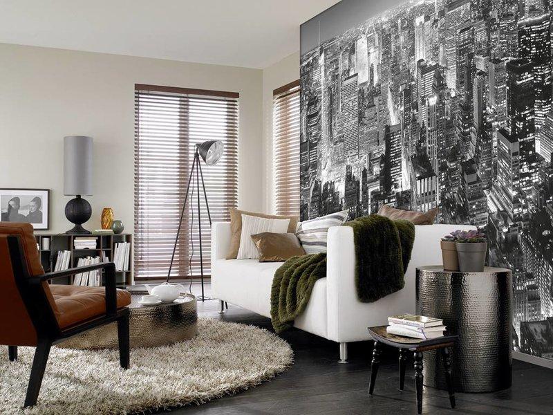 Fotobehang - Midtown New York - 366 x 254 cm - Multi