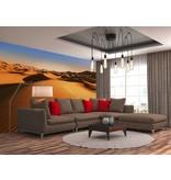 Fotobehang - Desert Landscape - 366 x 254 cm - Multi