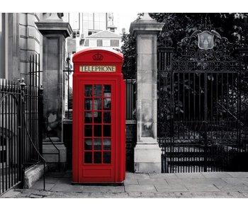 Londen Murale London Téléphone