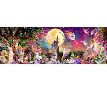 Fotobehang Fairyland 366x127 cm