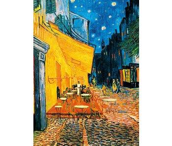 Van Gogh La Terrasse Café Nuit murale 183x254 cm