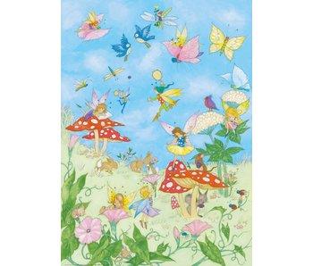 Fotobehang Fairytales 183x254 cm