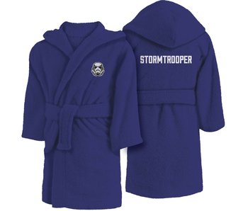 Star Wars Bathrobe Stormtrooper 6-8 yrs.