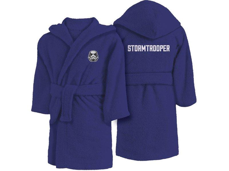 7dd1e1d3fdd Stormtrooper - Badjas - 6 - 8 jaar - Blauw