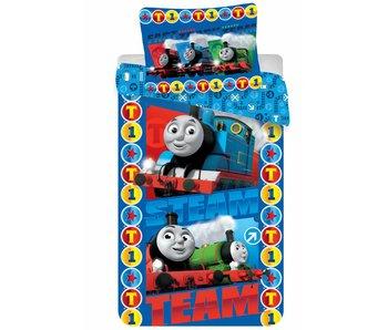 Thomas de Trein Couette équipe de vapeur 140x200 + 60x70cm
