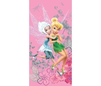Disney Fairies Tinkerbell Winter serviette 70x140cm plage