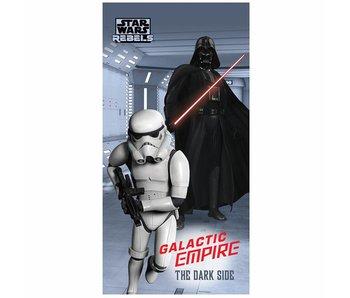 Star Wars Serviette Darkside 75x150 cm