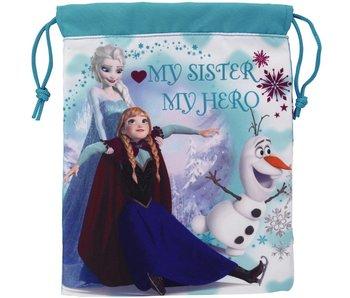 Disney Frozen Mittagessen-Beutel 25x20 cm