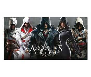 Assassin's Creed Montage Handtuch 70x140cm