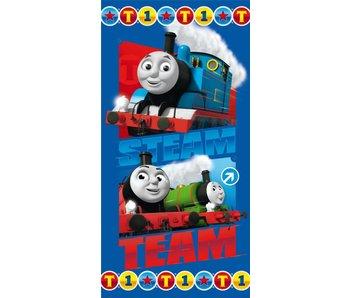 Thomas de Trein Équipe vapeur serviette 70x140cm