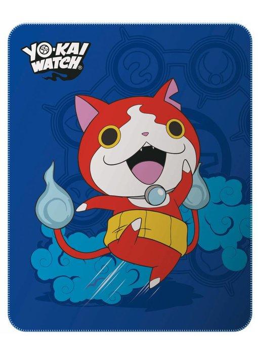 Yo-Kai Watch Plaid Gang 110x140cm Polyester