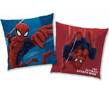 SpiderMan Cushion  tower 40x40cm polyester