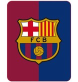 FC Barcelona Official - Fleece plaid - 110 x 140 cm - Multi