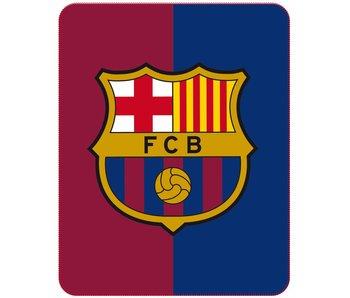 FC Barcelona Officiellement plaid 110x140cm Polyester