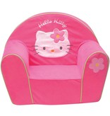 Hello Kitty - Fauteuil - 42 x 52 x 33 cm - Roze