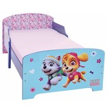 PAW Patrol Girl - Peuter Bed - 70 x 140 cm - Multi - Inclusief lattenbodem
