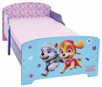 PAW Patrol Peuter Bed Girl 70x140cm inclusief lattenbodem
