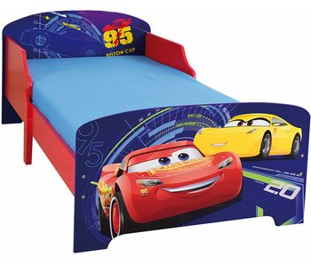 Disney Cars Toddler Bed 70x140cm including slatted base