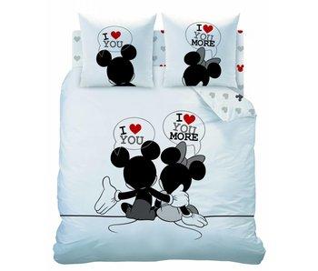Disney Minnie Mouse Bettbezug The End Lits Jumeaux