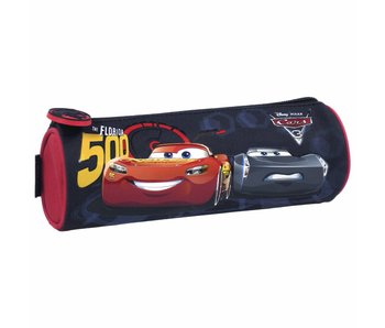 Disney Cars 3 round pencil case