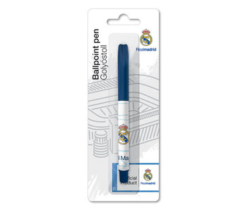 Real Madrid Stylo à bille sur blister