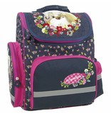 Animal Pictures Horses - School bag extra sturdy - 35,5 cm - Blue
